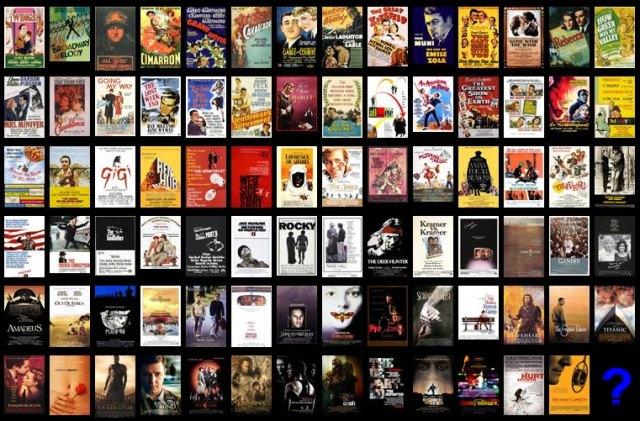 vencedores melhor filme